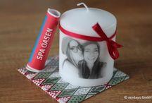 Deko / Geschenke mit Fotos