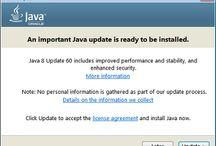 Java Oracle Update