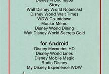 Disney World - Apps