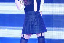 Blackpink Jennie on stages