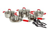 Stainless Steel Cookware Sets / Cook like a pro with our fantastic selection of stainless steel coookware. We offer the best cookware out there. www.StainlessSteelCookwareSetsPlus.com