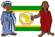 Thema Afrika kleuters / African theme preschool / Thema Afrika kleuters lessen en knutsels / African theme preschool lessons and crafts