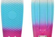Penny boards / Like skateboards / by Megan Flaherty😎
