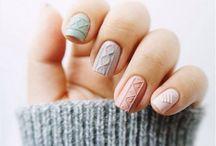 pink nail edit