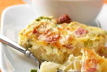 Breakfast Recipes / by Becky Williamson