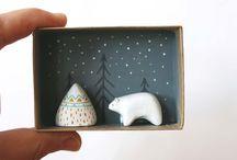 Craft miniatures