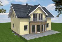 Ein Hanlo Haus entsteht