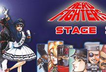 Aero Fighters / Aero Fighters (conhecido como Sonic Wings no Japão) é um game eletrônico de nave estilo Shot em up vertical.