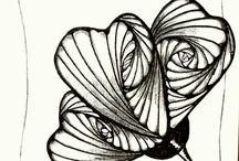 Мои рисунки / Нарисовала я