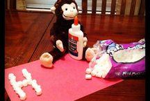 Melk, the Christmas Monkey