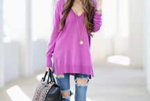 Spring into Fashion / Transitional outfit ideas