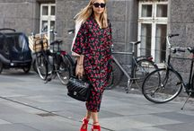 Street Style / All the best looks photos from current Fashion Weeks and the leading street style photographers.