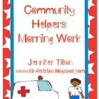 Theme- Community Helpers / K-2 lessons, games, crafts, websites, books to go along with a community helpers theme. Contributors- please pin 1:1 ratio (1 paid product per freebie/craft/book/etc).  / by Diving Into Learning