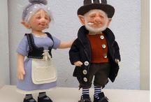 Куклы. / куклы авторские и т.д.
