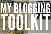 my blogging tool kit