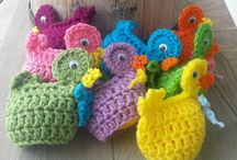 Crochet Holiday / by Brittany Semrow