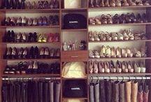 Closets y zapateros