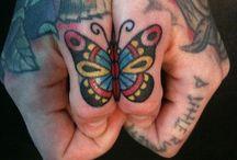 Tattoos / by AlmaZen de Ideas