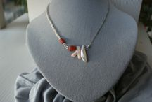 Janeta Ionescu Coral jewelry / my creations