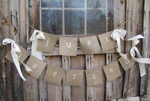 Wedding decorating / by Heather Shupp