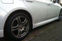 Favoriete velgen / Op Facebook hebben wij vele inzendingen ontvangen van de favoriete velgen onder een Subaru. Bekijk ze hier!