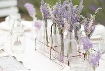 Lilac and Purple Weddings