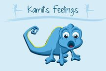 Kamil's Feelings / Kamil's feelings helps children to explore and learn about emotions in a fun way. For parents we include information and material about child emotional development.
