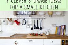 Organização kitchen