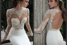 trouw jurken