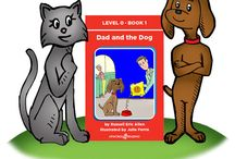 Up-Words Reading: Decodable Readers / The Up-Words Reading™ Decodable Readers are a unique set of books that allow ample practice with each new phonetic sound and sight word introduced in the Up-Words Reading™ program. In addition to being fun and engaging, these readers are perfectly aligned with the specific skills targeted in each daily Up-Words Reading™ lesson.