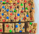 Bars and cookies