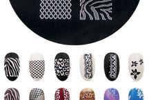 Placche per nail art