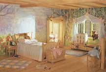 Home Sweet Home: Children's Spaces :)) / by Carol Thompson