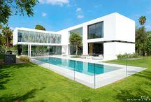 בתים - חזיתות Houses / חזיתות של בתים פרטיים