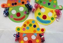 clown activités