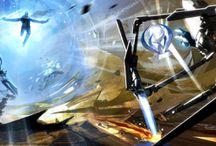 Star Wars Le Pouvoir de la Force 1 - Artworks & Trophees PS3