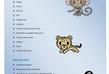 Homeschooling - Zoo / by Karla Morton-Holmes