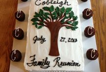 Family reunion ideas / by Alecia Rhodes