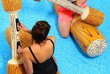 pool fun / by Risa Howey