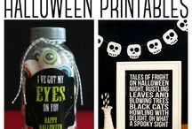 Spooktacular Halloweenie Ideas / cool Halloween decorating and treat ideas!