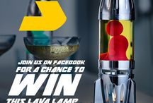 2017 Spring Giveaways / This Spring we will be giving away 5 Fireflow lava lamps (1 per day) to our Facebook fans in our latest Facebook 'LIKES' giveaway competition!  1 lucky winner will be selected at random for each post from a pool of entries from both our English and German Facebook pages.  The competition will run from Thursday 24th to Wednesday 29th March, with each new giveaway and the winner of the previous giveaway being announced at 4pm daily; each individual giveaway will run for 24hours.
