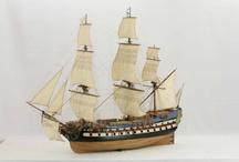 model ships / by Kim Perkins