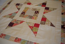 Sewing: Quilting with Charm Pack Ideas / by a couple of dinks :-)