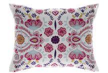 Sierkussens / Mooie sierkussens in een effen kleur of met hippe prints.