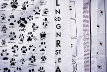 Best Community Groups  / Not For Profit / Volunteers Tea Towels / Community group projects printed onto a tea towel