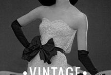 •Love vintage•