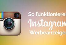 Instagram Marketing / Instagram Marketing Tipps & Tricks, Praxibeispiele & Ideen