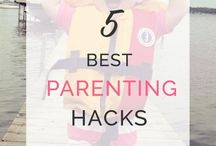 Positive Parenting / A board with parenting advice, cool ideas for past-time with kids and resource for parents