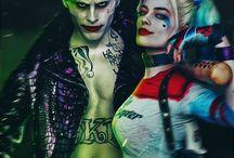 Joker and Harley ♡