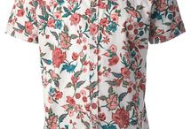 Camisas, camisetas e blusas